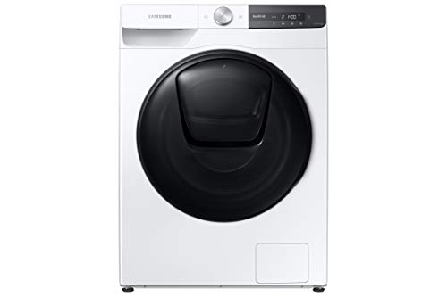 Samsung Elettrodomestici WW90T754DBT/S3 Lavatrice, 9 kg, UltraWash, 1400 Giri, Bianco