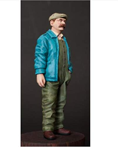 XINGCHANG 1/20 85Mm Uncle Hunter 85Mm Toy Resin Model Miniature Kit Unassembly Unpainted