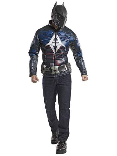 Arkham Batman-Kostüm für Franchise Kit Männer