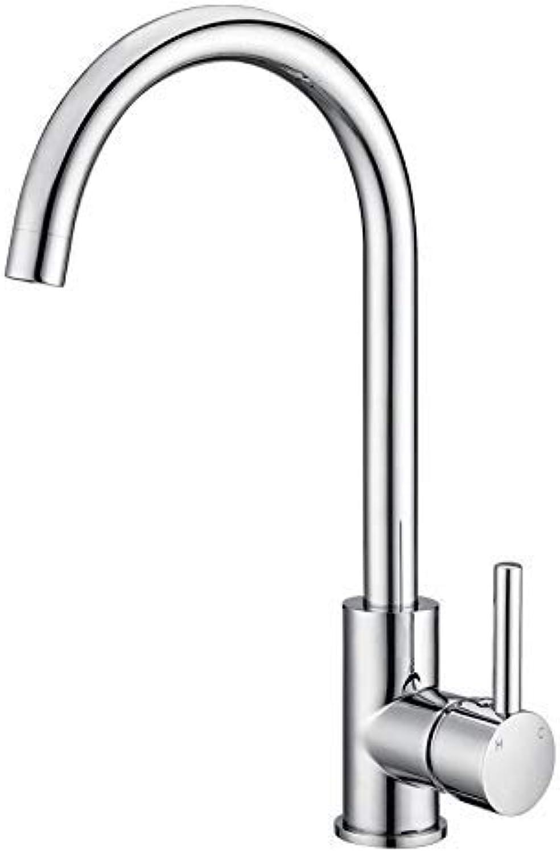SEBAS Home Wasserhahn Wasserhahn Küchenspüle  Kupferfrei Blei Küche Heie und kalte Wasserhahn Rotierende Waschbecken Wasserhahn