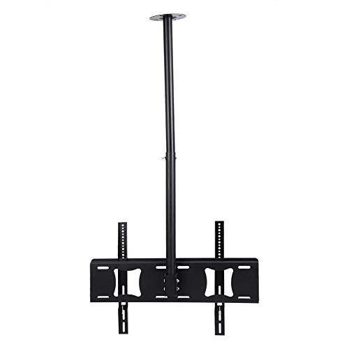 TV Deckenhalterung, Einstellbare Neigung LED LCD TV Deckenhalterung 32-63 Zoll 360 Grad-Drehung um 15 Grad