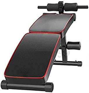 Home Adjustable Sit Up Abdominal Bench Press Weight Gym Sport Exercise Fitness Abdominal Builder