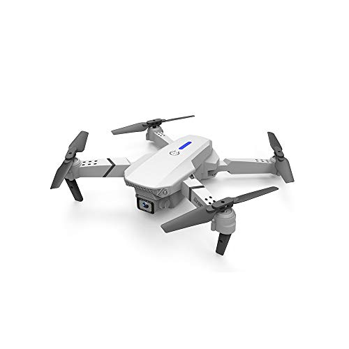 SSBH 4K Pixel Dual-Cámara Drone, Quadcopter Aéreo, Ajuste de presión de aire inteligente, Torno de avión de control remoto de 2.4GHz, Implementación de la transmisión de imágenes, Rollo de 360