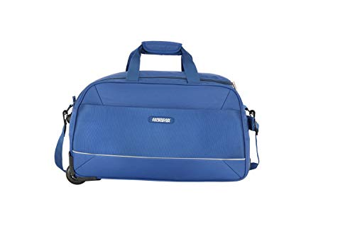 American Tourister Poler Polyester 57 cms Navy Travel Duffle (FW8 (0) 41 001)