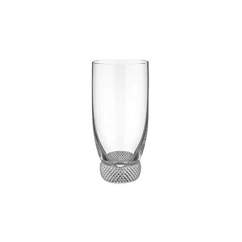 Villeroy & Boch Octavie Vaso de cerveza, 390 ml, Cristal, Transparente