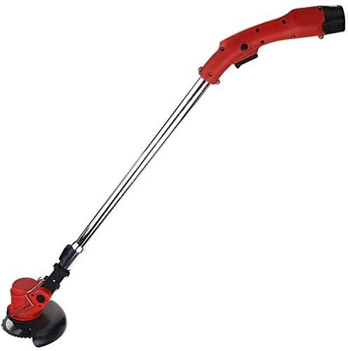 Sale!! JNWEIYU Trimmer/Edger/Mini Mower 350W 10000 RPM Multi-Functional Electric Lawn Mower Brush Cu...