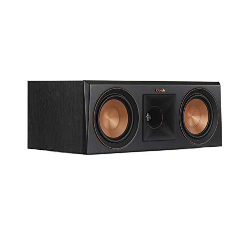 Klipsch RP-500C Center Channel Speaker (Ebony) (Renewed)