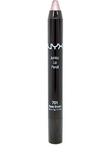 NYX Jumbo Lip Pencil Color JLP701 Rosie Brown Brand New
