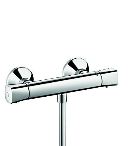 hansgrohe Ecostat Universal Aufputz Duschthermostat, für 1 Funktion, Chrom