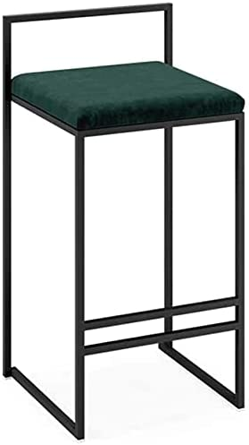Wddwarmhome Ranking TOP10 Barstools Chair with Foot Fashionable Rest High Pub for Kitchen