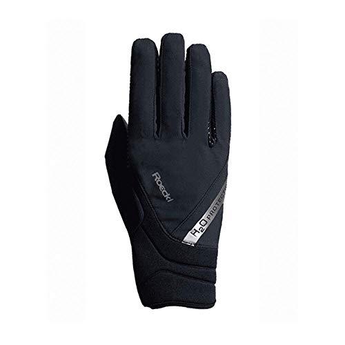 Roeckl Sports Handschuh Warendorf, Winter Reithandschuhe Wasserdicht Unisex 6-11