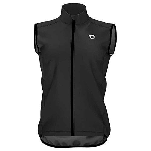 Briko Fresh Packable Vest, Gilet Uomo, 005 Nero, S