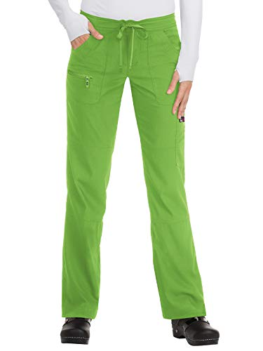 KOI Lite 721 Women's Scrub Pant Green Tea XL