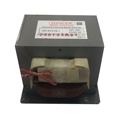 Desconocido Transformador Microondas Balay 3CG5172A0, MD-801FTR-1