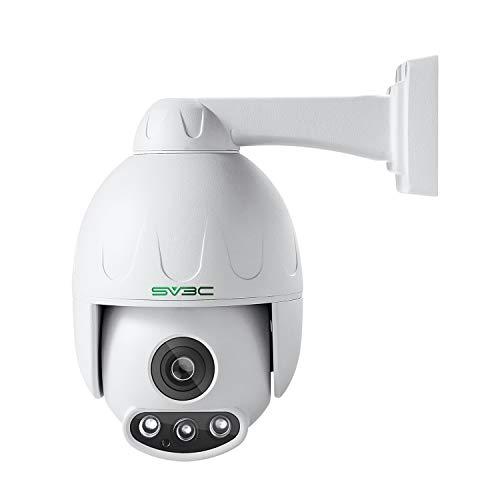 SV3C WiFi PTZ IP telecamera di sicurezza per esterni 1080p