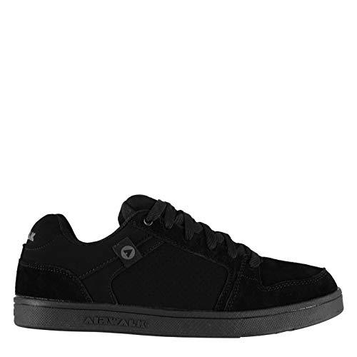 Airwalk Kinder Brock Skate Schuhe Schwarz 37