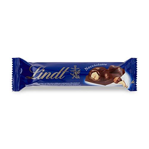 Lindt Nocciolatte Chocolate Bar, Schokoladen Riegel, 720gr.-18er Pack (18 x 40 g)