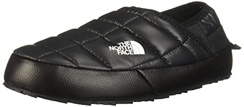 The North Face Women's Thermoball Traction Mule V, TNF Black/TNF Black, 8