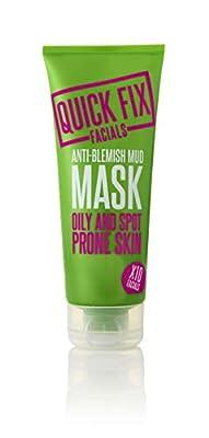 Quick Fix Facials Anti Blemish Mud Mask, 100 ml