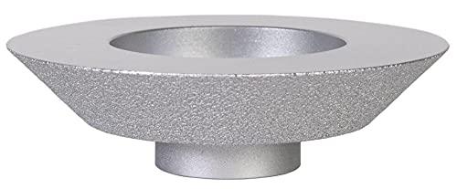 Rubi Pro Edger Jolly - Fresa de diamante (45°, fino hasta 15 mm de grosor)