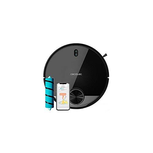 Cecotec Robot Aspirador Conga 3390. Tecnología láser, friega,...