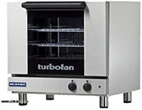 Moffat E23M3 Turbofan Electric Countertop Convection Oven, (3) 1/2 Size Sheet Pan Capacity