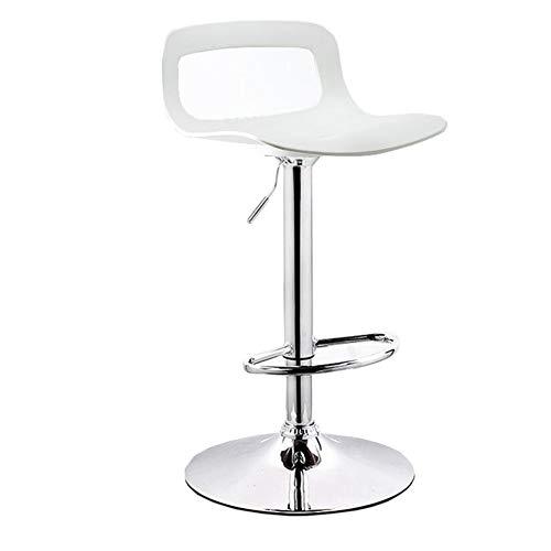 QIDI-hoofddecoratie barkruk fauteuillift rotatie met rugleuning PP Primaire onderdelen metalen accessoires mobiele telefoon winkel bar hurtpagina modern minimalistisch