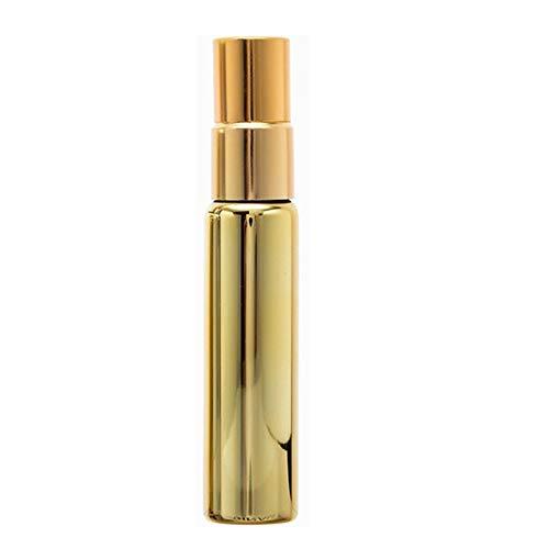 jingxiaopu Botella De Viaje Bote Spray Pulverizador PortáTil Botella De Perfume Recargable Pulverizadores Reutilizables para Perfume Agua LíQuida Gold