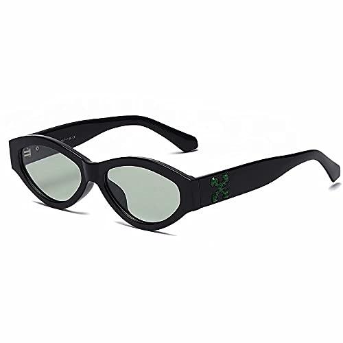 Gafas de sol mujer moda rice nail net gafas de sol polarizadas rojas hombres gafas de sol de montura redonda retro con protección UV400 MTS2