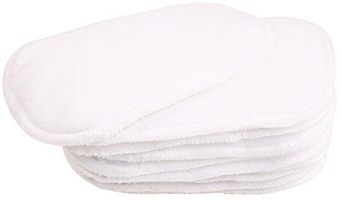 wegreeco Dog Diaper Pads - Bundle of 10 - (Male Small,3.5