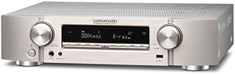 マランツ NR1711/FN 8K/60p/MPEG-4/AAC/HDR10+/eARCAVサラウンドレシーバー/シルバーゴールド NR1711/FN