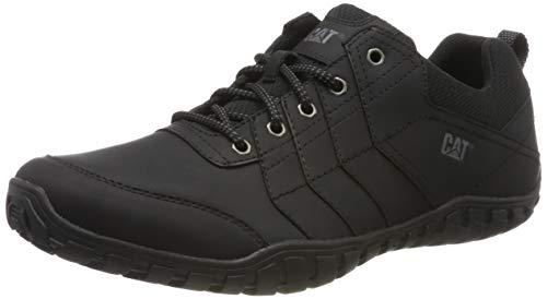Cat Footwear Instruct, Oxford Unisex Adulto, Multicolor (Black 001), 41 EU