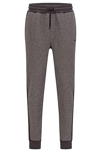 BOSS Sopa Pantalones Informales, Negro1, XL para Hombre