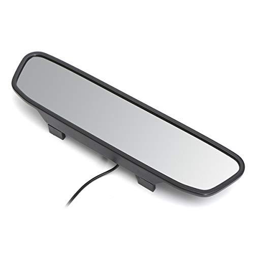 LICHONGUI 4.3 Pulgadas del automóvil Vista Posterior HD Monitor Monitor Espejo DAPT DVR DVR Inversión Camera de cámara
