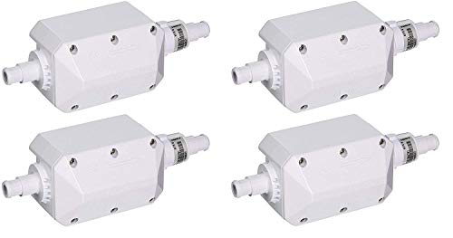 Buy Pentair E10 White Back-Up Valve Replacement Automatic Pool Cleaner (4 - Pack)