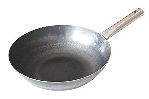 鉄 フライパン 軽い 持ち手が熱くならない チタンハンドル いため鍋 30cm 国産 日本製