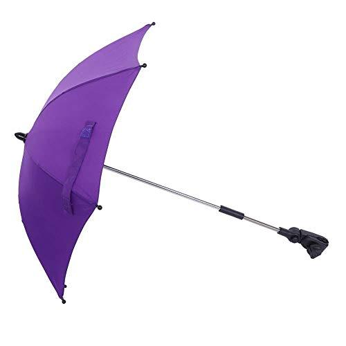 Kinderwagen, zakparasol, waterdichte zonnecrème, dubbelfunctionele parasol, kinderwagen, accessoires voor kinderen, goede bescherming Purole