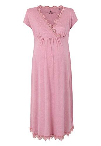 bellybutton Umstands- /Still-Nachthemd Women kabru Melange,XS,Rosa Damen