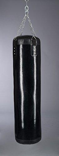 Phoenix Allround Boxsack Ungefüllt Schwarz 190cm