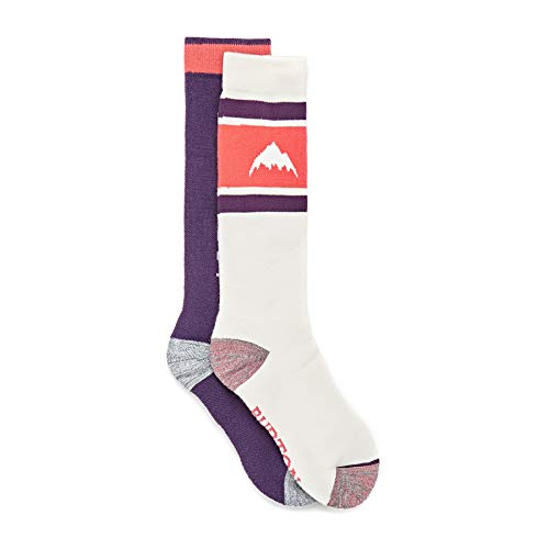 Burton Tech Socks Damesokken, MDWT 2-pack
