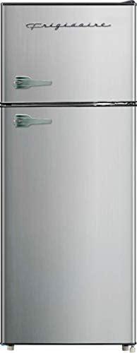Frigidaire EFR751 2 Door Apartment Size Refrigerator with Freezer 7 2 cu ft Platinum Series product image