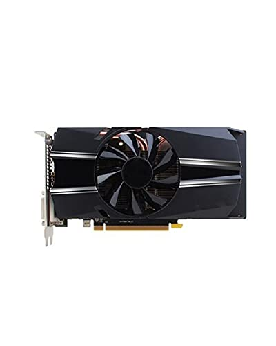GUOQING Tarjeta gráfica Fit For Sapphire R7 260X 1GB Tarjetas de Video GPU Apta Fit For AMD Radeon R7260X Juego de PC para computadora