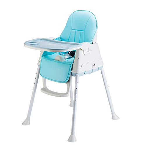 Buy Discount Baby Highchairs Kids Dinner Chair With Tray Feeding Plate Table Anti-slip Safe Baby Boo...