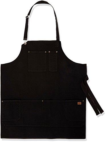 Dickies Herren 08 410228 Latzhose, Schwarz (Black), One size