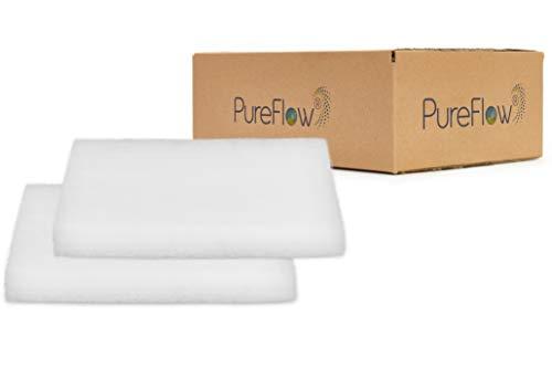 PureFlow Nature – Filtre de Surface pour Aquariums, tonnes de Pluie, zisterne ou Bassin Nature Mini