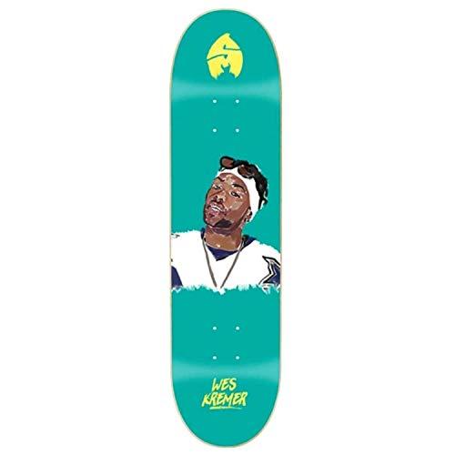 Sk8mafia WES Kremer 4EVA 8'x32' Deck Skateboard, Adulti Unisex, Multicolore (Multicolore)