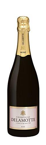 Champagne Delamotte Rosè 0,75 lt.