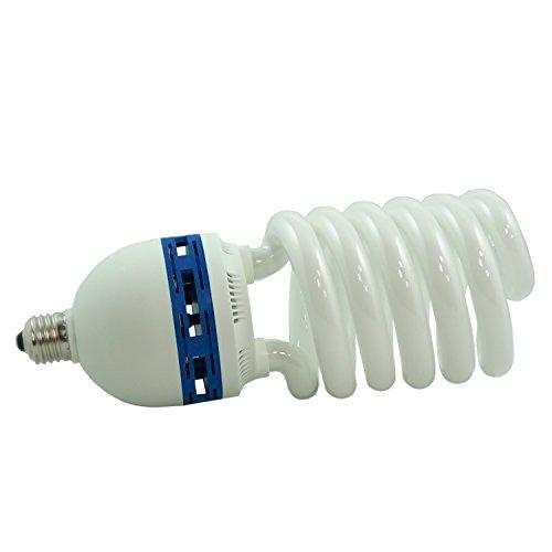 Lámpara DynaSun Daylight SYD105 500W Reales Bombilla Luz Bajo Consumo E27 Estudio Fotografico Video