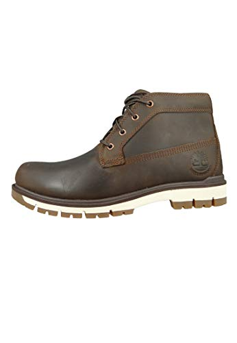 Timberland Bottes pour Homme A1UOW Radford Dark Brown Taille 45