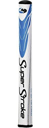 Super Stroke Mid Slim 2.0 Putter Grip, Blue